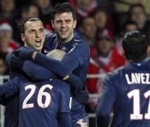 Ligue 1 : Le PSG, champion d'automne