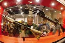 Après la tuerie de Newtown : Les ventes d'armes ont bondi aux Etats-Unis