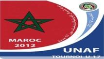 Tournoi de l'UNAF : Le Maroc surclasse la Mauritanie