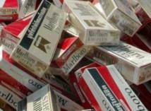 Point frontalier de M'Hairiz : Saisie d'une importante quantité de cigarettes et de téléphones portables
