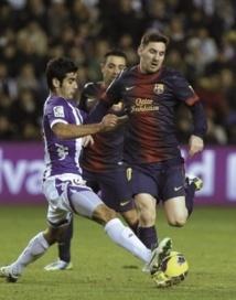 Le regret de Messi
