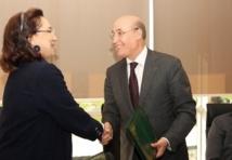 Convention pour la mise en place de formations qualifiantes dans le secteur du plâtre : L'OFPPT et la CMPE, partenaires en compétences