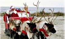La défense aérienne aux trousses du Père Noël