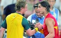 """Lleyton Hewitt: """"Nadal, celui que je préfère"""""""