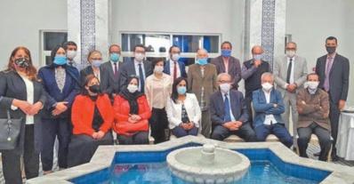 Installation de la Commission des droits de l'Homme de Fès-Meknès