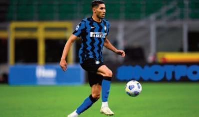 Hakimi, l'ailier qui déborde d'ambition à l'Inter