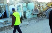 """Des baraques en dur démolies sous haute tension à Casablanca : Le bidonville """"Bachkou"""" fait de la résistance"""