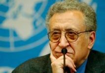 Ibrahimi optimiste : Fin de la crise syrienne début 2013