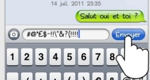 Insolite : SMS malencontreux