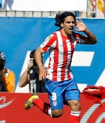 Falcao restera à l'Atletico Madrid