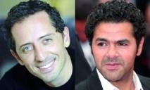 Personnalités préférées des Français : Gad Elmaleh et Jamel Debbouze au top 50