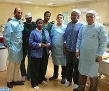 Nouakchott : Une équipe médicale marocaine effectue avec succès plusieurs opérations à cœur ouvert