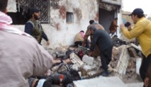 Feu et sang ou le quotidien de la Syrie