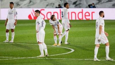Le Real Madrid de pire en pire avant le clasico