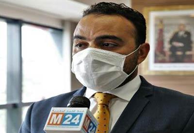 Jaafar Mrhardy, directeur général de Tanger Med Zones