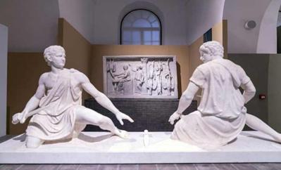 Les marbres antiques du prestigieux fonds Torlonia exposés après restauration