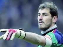 L'objectif de Casillas