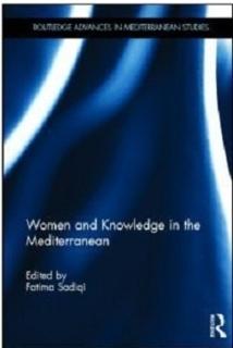 «Femmes et savoir  en Méditerranée»  de Fatima Sadiqi