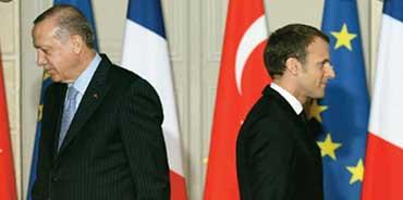 Macron rappelle son ambassadeur en Turquie après une nouvelle attaque d'Erdogan