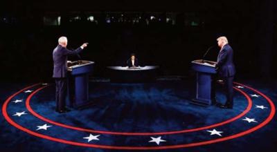 La soirée électorale du 3 novembre. Défi inédit pour les télés américaines