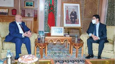 Nouvelle visite au Maroc du président de la Chambre des représentants de la Libye