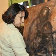 """""""Rhétorique du corps"""" : Exposition de Souad Byad à Marrakech jusqu'au 15 janvier"""