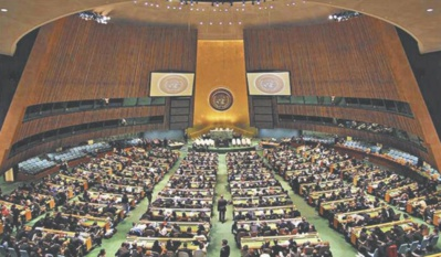 Soutiens sans réserves au Plan d'autonomie au Sahara devant la IVème commission de l'ONU