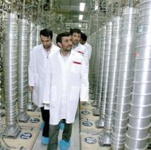 Les occidentaux s'inquiètent :L'Iran annonce des négociations sur le nucléaire en janvier