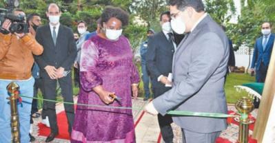 Le Royaume d'Estwatini ouvre une ambassade à Rabat