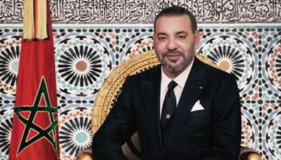 S.M le Roi félicite la Renaissance de Berkane suite à sa consécration en Coupe de la CAF