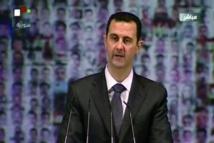 Assad appelle à un dialogue national