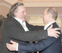 Depardieu a rencontré Poutine et récupéré son passeport russe
