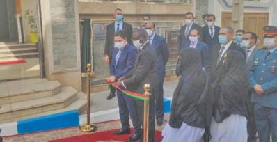 a Zambie se dote d'un consulat général à Laâyoune