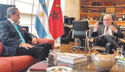 Yassir Farès : Les relations maroco-argentines connaissent un développement positif dans plusieurs domaines