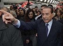 Berlusconi annonce un accord électoral avec la Ligue du Nord