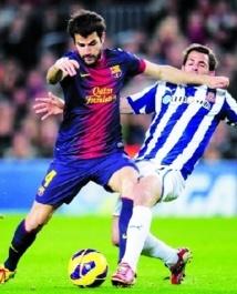 Le Barça atomise l'Espanyol