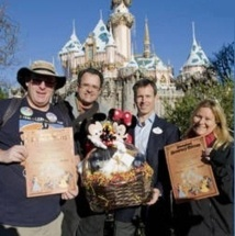 Un couple d'Américains s'est rendu à Disneyland chaque jour pendant un an !