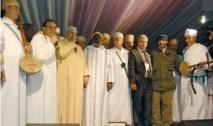 Soirée de solidarité avec les artistes à Agadir
