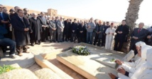 La famille ittihadie se recueille sur la tombe de Si Abderrahim Bouabid