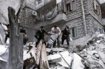 L'aviation syrienne poursuit ses raids contre les civils