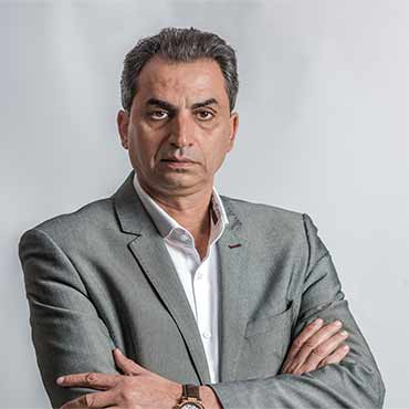 Abdelghani Youmni, spécialiste des politiques publiques