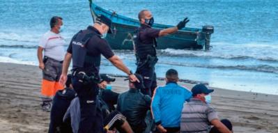 Réactivation des anciennes routes migratoires en Méditerranée occidentale