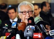 Lakhdar Brahimi critique l'intolérance d'Assad