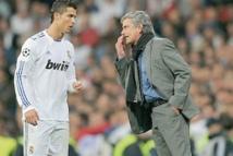 Cristiano Ronaldo soutient bec et ongles José Mourinho
