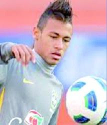 Neymar pas encore fin prêt pour l'Europe