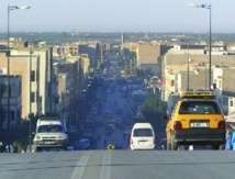 Mise à niveau urbaine  de Béni Mellal