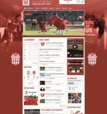 Le Hassania d'Agadir  se dote d'un site Internet