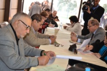 L'USFP à l'heure de l'élection de  sa Commission administrative