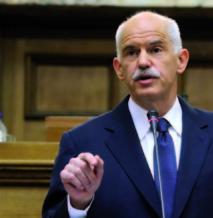 """Les félicitations de Papandreou Président de l'Internationale socialiste à Driss Lachgar : """" Notre région, la Méditerranée, se trouve dans une phase de transition où le Maroc a un rôle crucial à jouer..."""""""