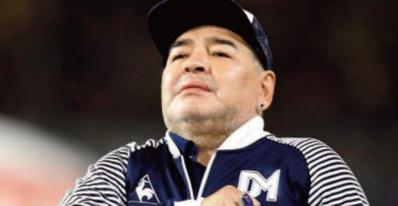 Maradona opéré avec succès d' un hématome à la tête